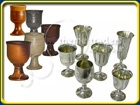Historical - Pewter & Goblets