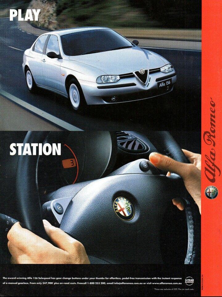 2001 Alfa Romeo 156 With Images Alfa Romeo 156 Alfa Romeo