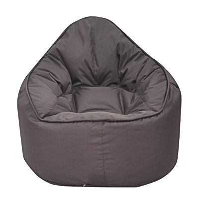 Modern Bean Bag The Pod Adult Bean Bag Chair Brown - MBB918RB - BROWN
