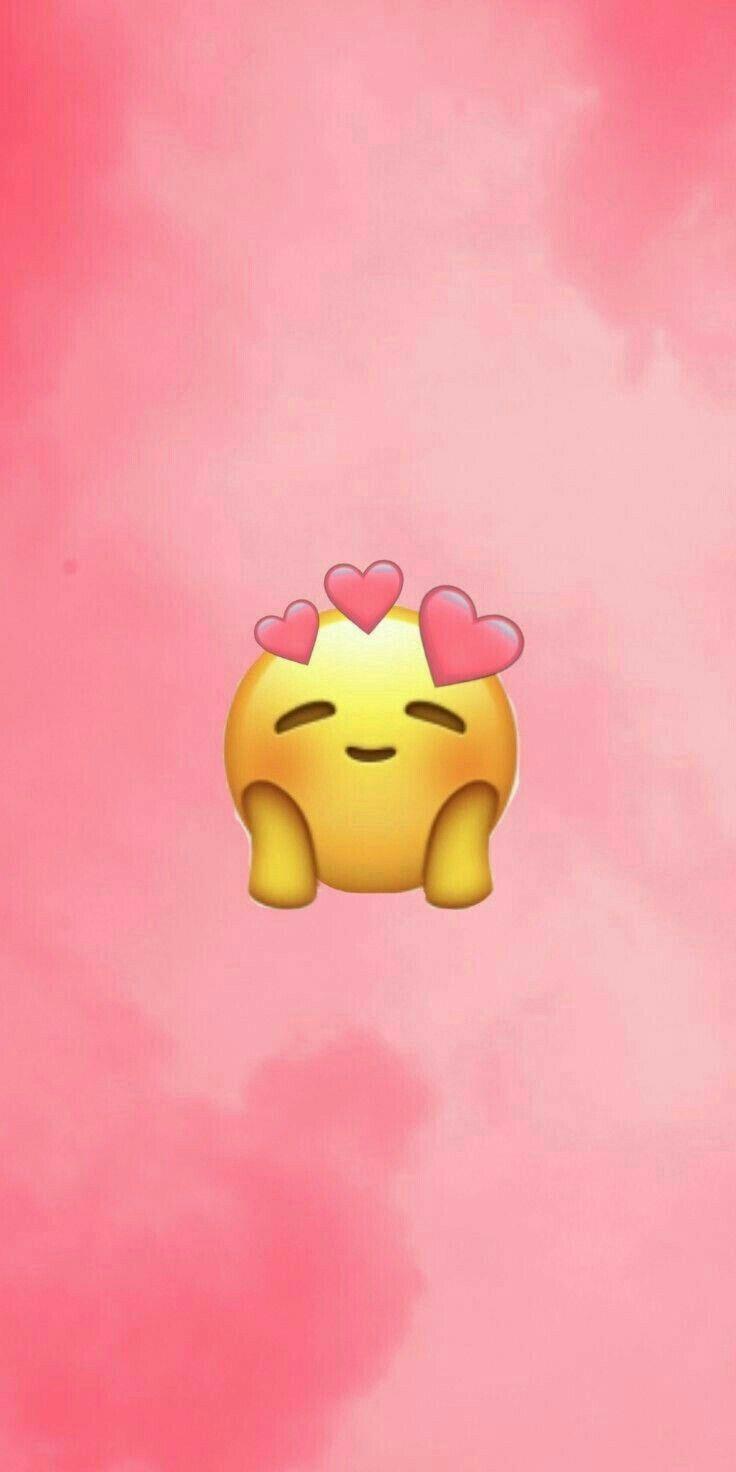 Emojis Carinhosos In 2020 Emoji Wallpaper Iphone Cute Emoji Wallpaper Wallpaper Iphone Cute