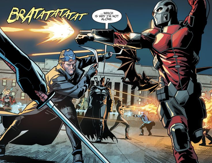 Injustice 2 Issue #3 - Read Injustice 2 Issue #3 comic online in high quality