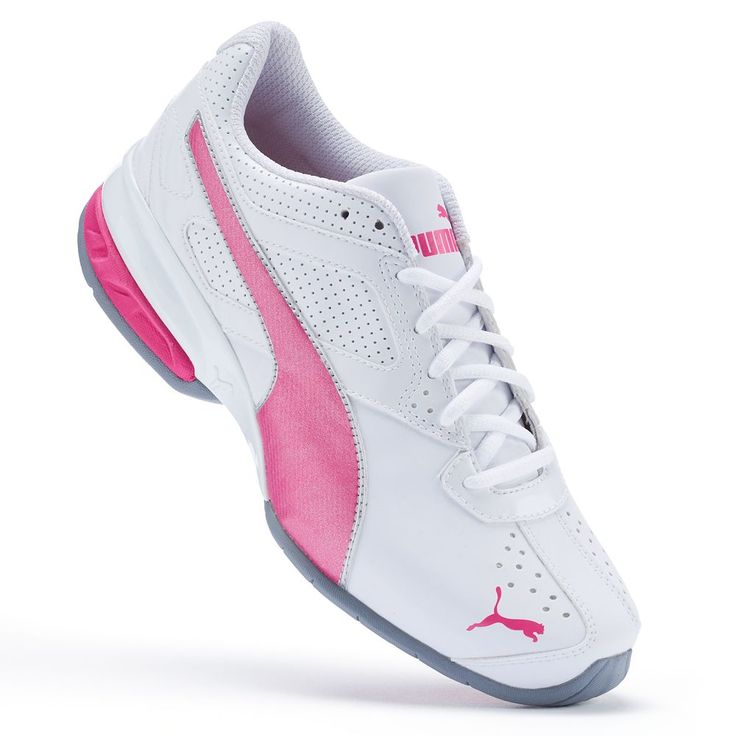 PUMA Tazon 6 FM Women's Running Shoes, Size: 7.5, White