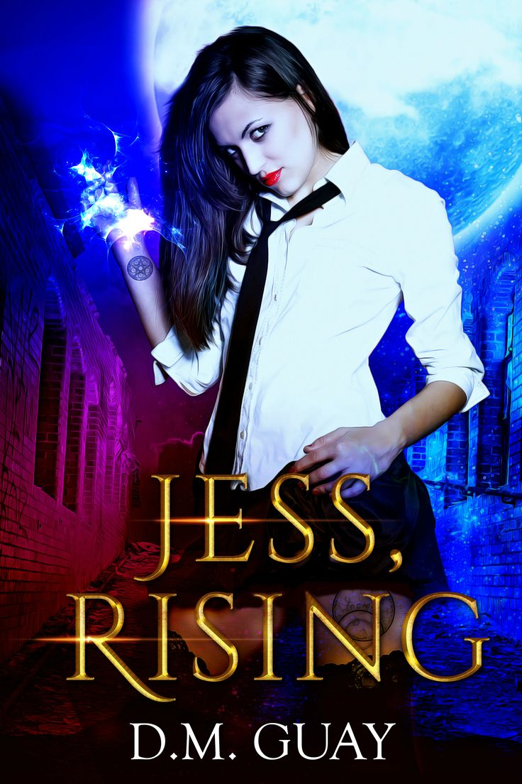 Jess, Rising (Guardians of Salt Creek #1) by D.M. Guay
