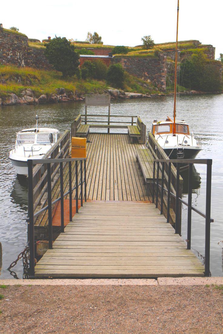Suomenlinna . World Heritage Site.