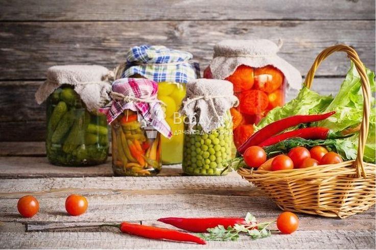Домашнее консервирование овощей на зиму: лучшие салаты и маринады    Консервация на зиму рецепты с фото и видео. Рекомендации от профессионалов, полезные советы, особенности заготовок. Лучшие и необычные рецепты консервирования