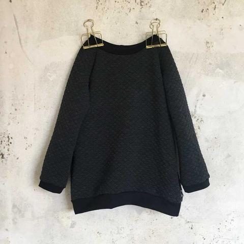 Sweatshirt - Quilt