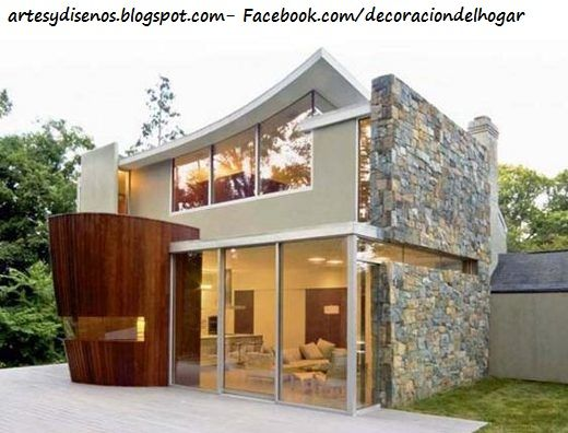 M s de 1000 ideas sobre piedra para fachadas en pinterest for Decoracion casa piedra