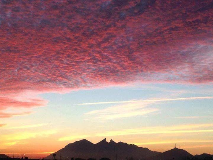 Cerro de la Silla, Monterrey, Nuevo León, México
