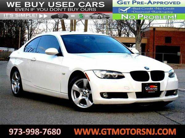 2007 *BMW* *3* *Series* 328i 2dr Coupe **90 day POWER-TRAIN WARRANTY! **