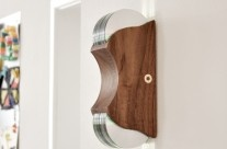 Nice Wall-mount light for reusing CD's and/or DVD's. Dutch Design!