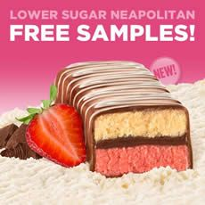 FREE Detour Protein Bars Sample on http://www.icravefreebies.com/