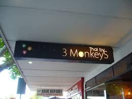 thai by 3 monkeys - Google Search