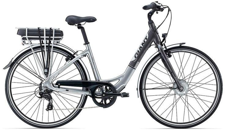 Giant Twist Lite 2 Womens 2015 - Electric Bike