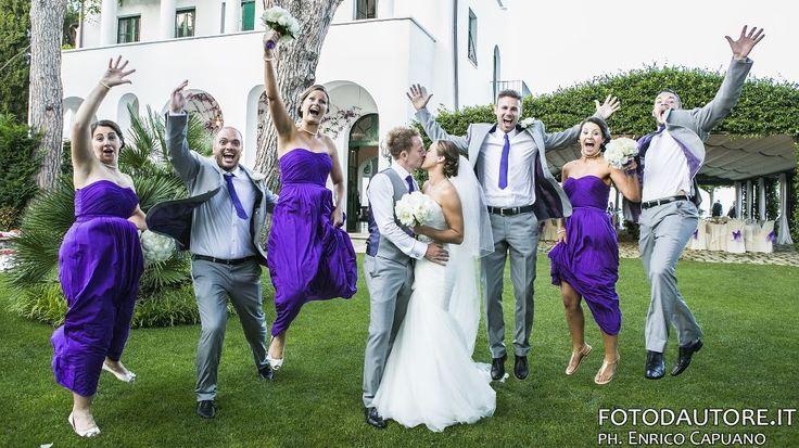 ravello amalfi coast italy photographer enrico capuano wedding funny photos - local wedding planner Mario Capuano