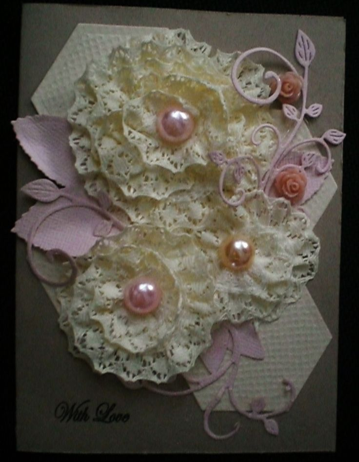 challenge- use the pink cardstock and incorporate flowers fbk-kayskards