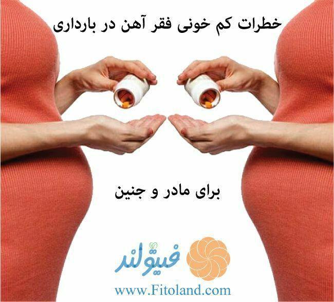خطرات کم خونی فقر آهن در بارداری برای مادر و جنین Movie Posters Movies Poster