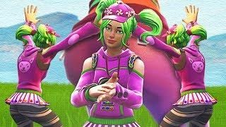 in love with a thicc fortnite skin - fortnite calamity thicc