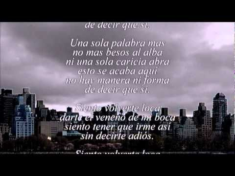 Perdóname.  (Pablo Alborán) CON LETRA.mpg