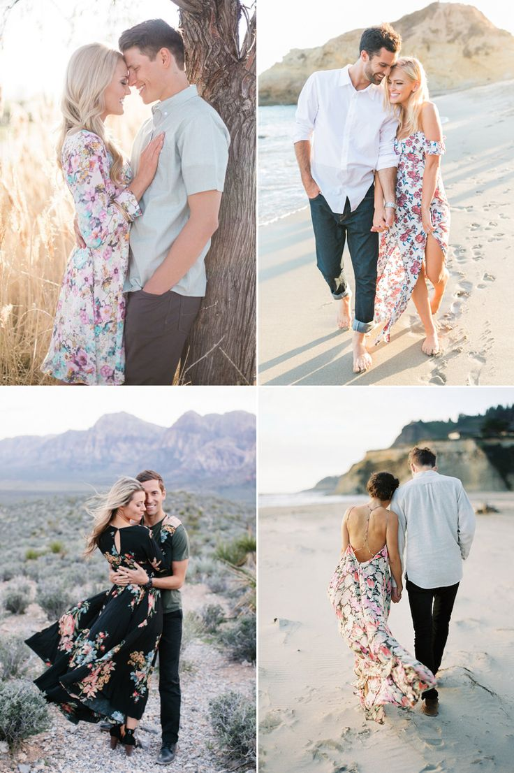 With the weather finally warming up after a long winter, there's no better time to capture some sweet moments between you and your fiancé to celebrate a new beginning! After you've found the perfect locations for the photoshoot, your engagement outfit may be the next thing on the to-do list. Spring is all about romance, …