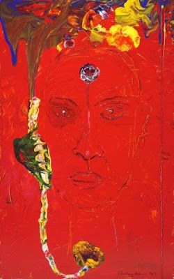 "Anthony Hopkins da IL RAMO D'ORO ""Pittori-Painters""  https://ilramodoro-katyasanna.blogspot.it/2013/11/pittori-painters.html"