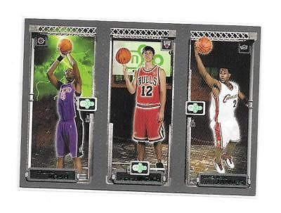 nice LEBRON JAMES 2003 2004 Rookie Card TOPPS MATRIX M3 RC Chris Bosh Hinrich SP RC - For Sale View more at http://shipperscentral.com/wp/product/lebron-james-2003-2004-rookie-card-topps-matrix-m3-rc-chris-bosh-hinrich-sp-rc-for-sale/