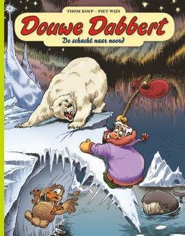 Douwe Dabbert - 6 - De schacht naar Noord