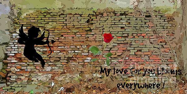 Valentine cards by Halifax artist.