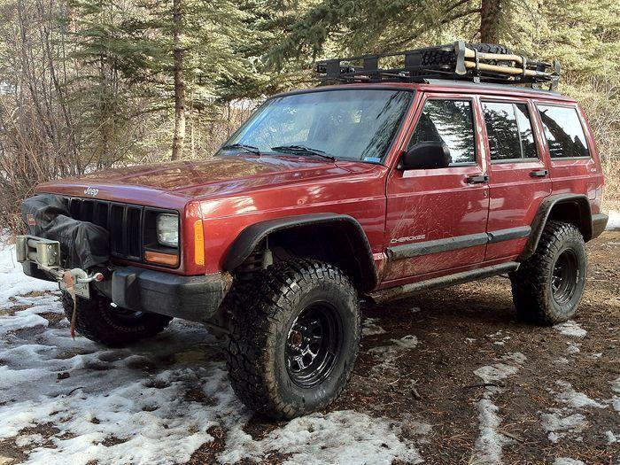 Wilderness Xj Build Page 6 Jeep Cherokee Forum Jeep Life