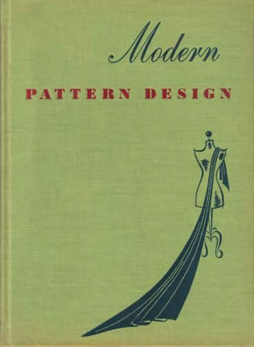Vintage Sewing and Pattern Drafting Books