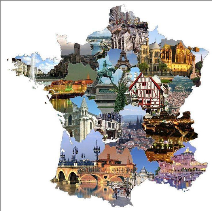 Elegant carte de france avec paysages with prix du m2 ile for Prix du m2 grenoble
