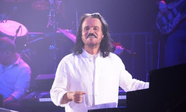 Greek Maestro Yanni Enthrals Music Lovers in Saudi Arabia   News from Greeks in Africa, Asia, and South America