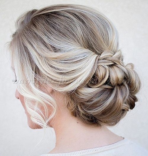 Brilliant 1000 Ideas About Low Bun Hairstyles On Pinterest Ballroom Hair Short Hairstyles For Black Women Fulllsitofus