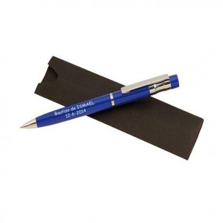 Boligrafos para regalar Obsequios y regalos para bautizos, bodas, fiestas, eventos, aniversarios, Naviad, Reyes, Papa Noel