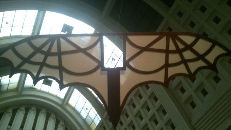 Nog een vliegmachine door Leonardo da Vinci.
