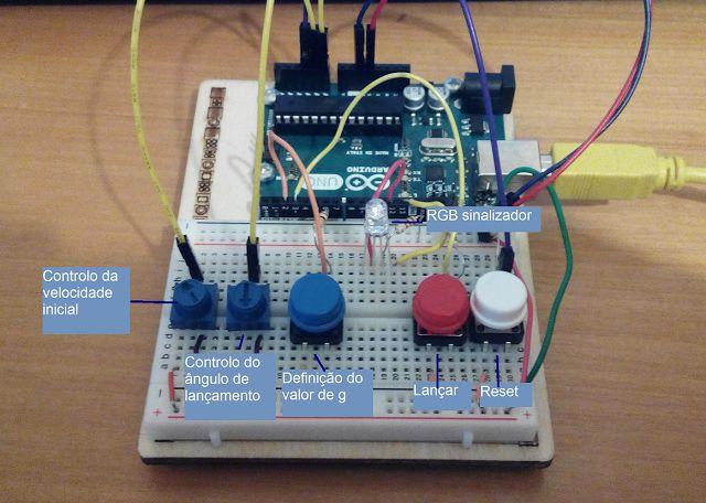 Arduino na Escola: Foi você que pediu um projeto interdisciplinar de Física, Eletrónica e Programação?
