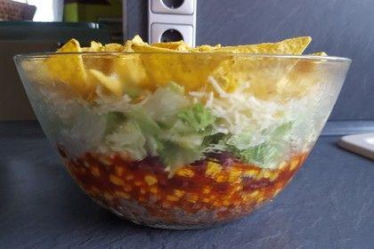Nacho-Salat (Rezept mit Bild) von schafschen | Chefkoch.de