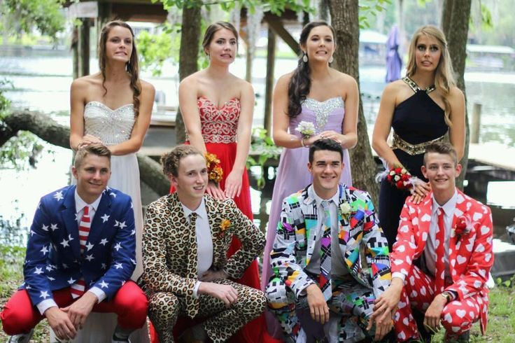 9 Crazy Suits Guys ~Actually~ Rocked to Prom  - Seventeen.com