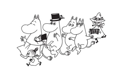 All Things Moomin • Japan to get its own Moomin Theme Park