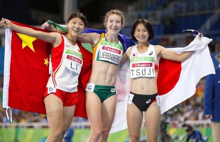 女子400メートル 執念でつかんだ「銅」元ハンド選手の辻沙絵 #陸上 #パラリンピック