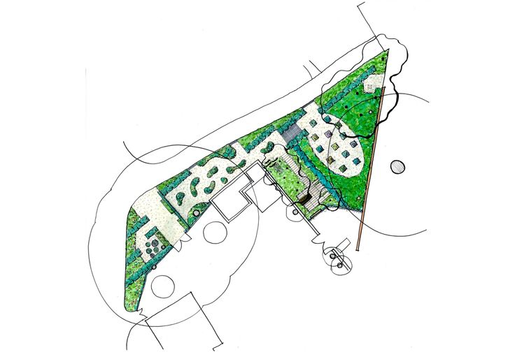 T C L  ADELAIDE BOTANIC GARDENS NATIVE GARDEN    Client: Adelaide Botanic Gardens.  Location: Adelaide Botanic Gardens, South Australia  Construction budget: $100,000  Size: 360m2  Photography: Ben Wrigley and Emily Taylor