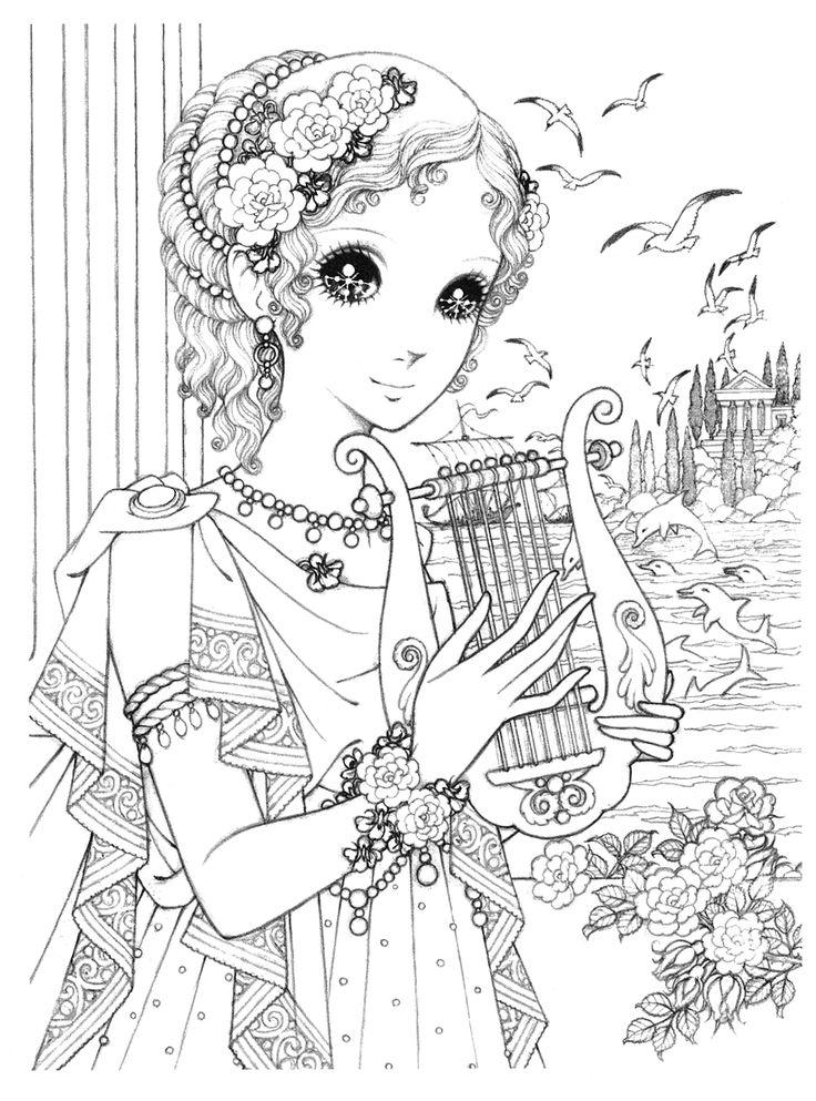 takahashi macoto coloring pages - photo#5