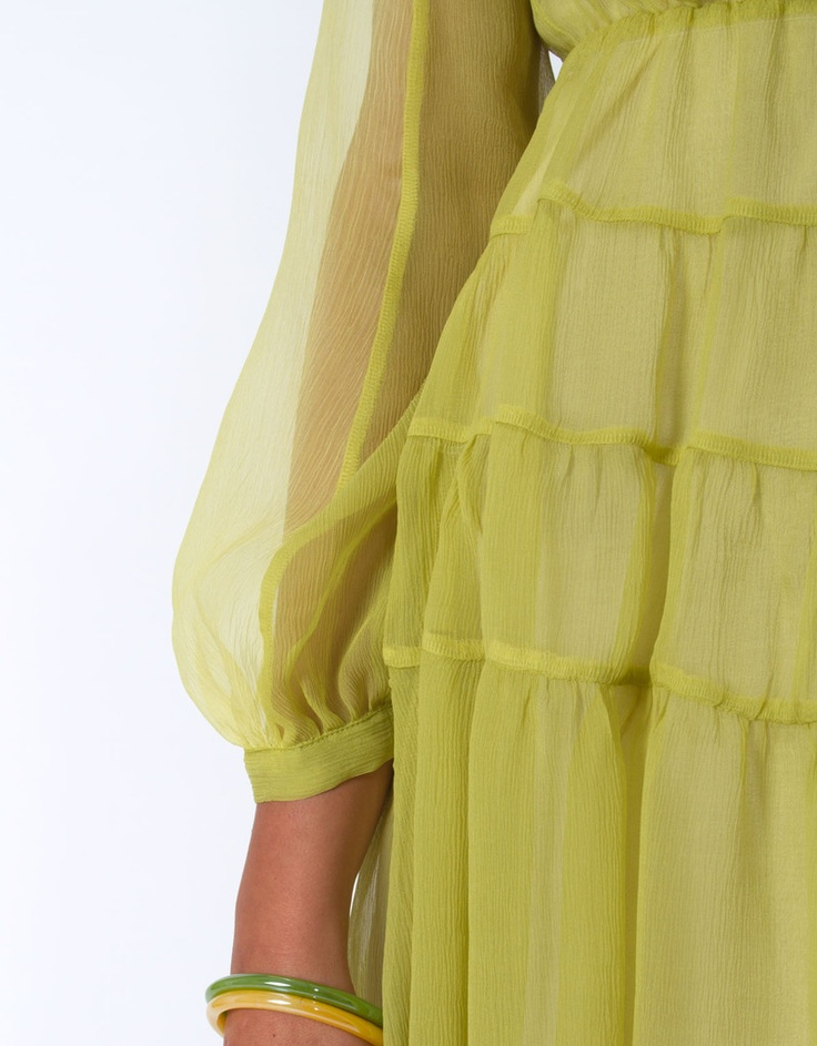 the pastel daffodil detail | NextStyler