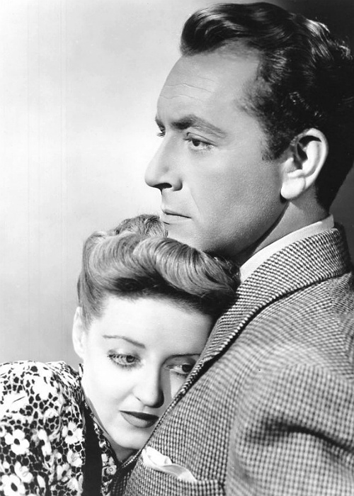 Now Voyager                                     Bette Davis & Paul Henreid