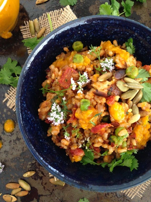 Baked Spanish Rice Recipe