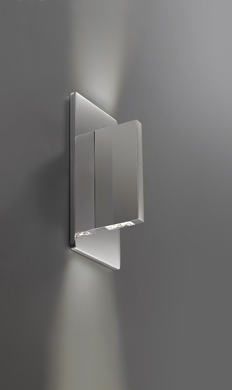 *product design, lighting design, minimalism, wall lighting* - 'Quadrat' collection by Giuseppe Bavuso for Sidedesign