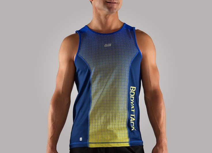 All men's tops - Men's BODYATTACK™ Move Tank - Les Mills