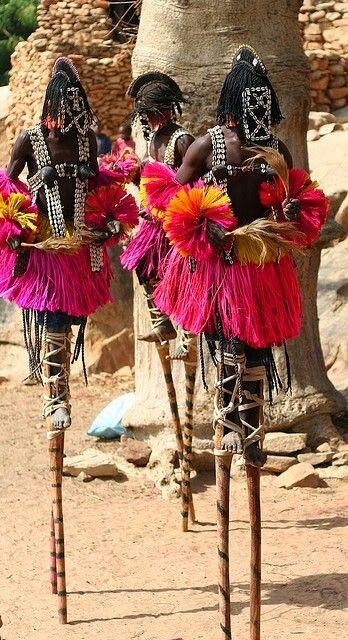Dogon people of Mali