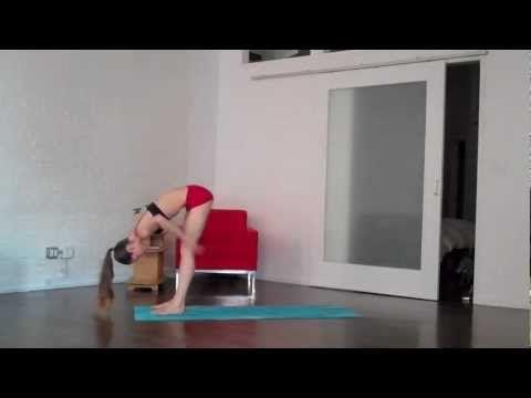Beginners Yoga for Flexibility - YouTube