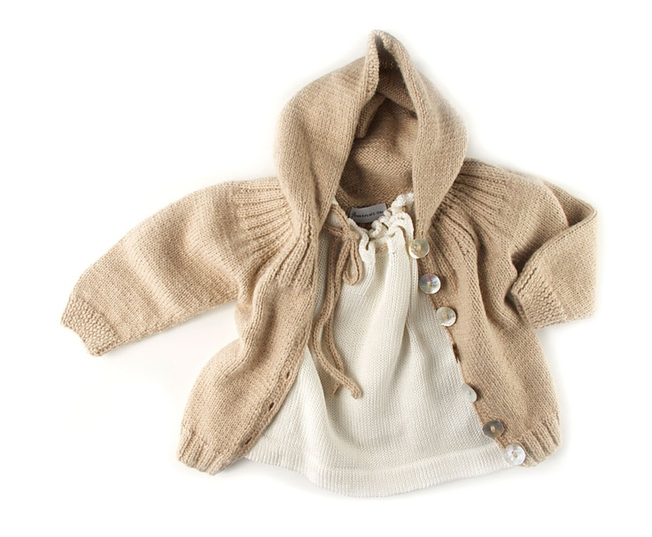 Image of Nicole hooded sweater