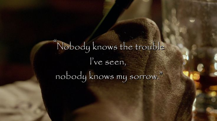 Grimm - Nobody Knows the Trouble I've Seen | Grimm Quotes ...